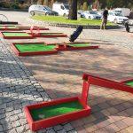 mini golf na wynajem Kraków